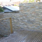 Stacked Stone Finish